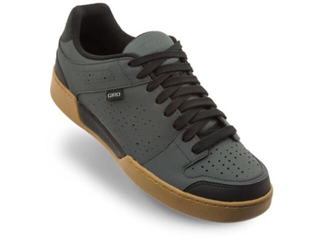 Giro Jacket II Shoes Herrer, black/gum